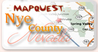 Mapquest Nye County Nevada