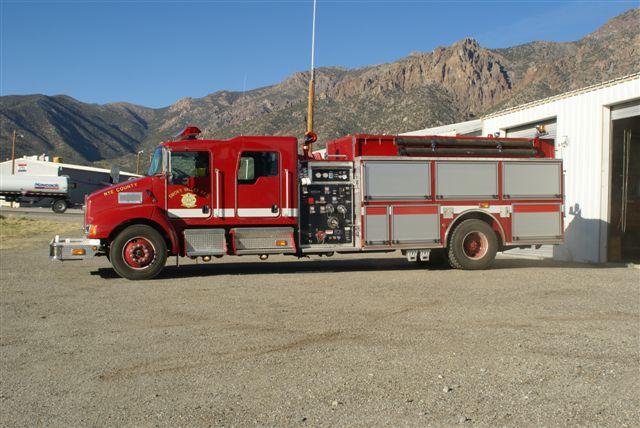 Round Mountain Volunteer Fire Department